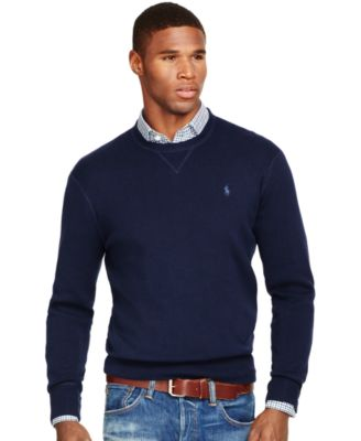 Polo Ralph Lauren Men\u0027s Crewneck Sweater