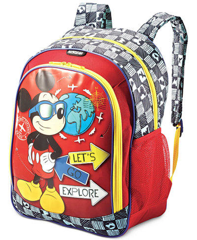 mickey mouse luggage backpacks – Shop for and Buy mickey mouse luggage backpacks Online