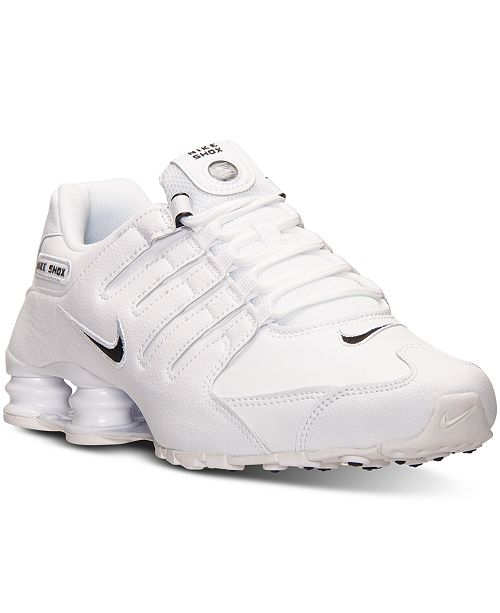 best cheap c9c15 a8b98 Men's Shox NZ EU Running Sneakers from Finish Line
