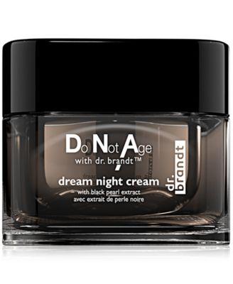 Dr. Brandt - Do Not Age Dream Night Cream -50g/1.7oz Sun Bum Lip Balm Pink Grapefruit 3 Pack Personal Care