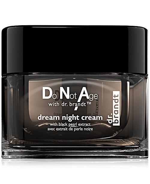 Dr. Brandt Do Not Age dream night cream, 1.7 oz