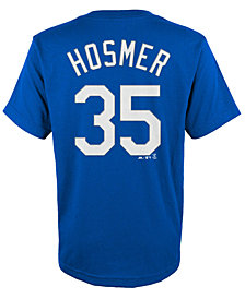 MajesticEric Hosmer Kansas City Royals Player T-Shirt