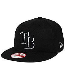 New Era Tampa Bay Rays B-Dub 9FIFTY Snapback Cap