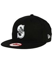 Seattle Mariners B-Dub 9FIFTY Snapback Cap