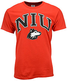 J America Men's Northern Illinois Huskies Midsize T-Shirt