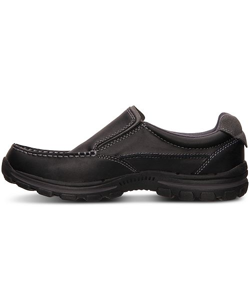 2379fccb2421f Skechers Men's Relaxed Fit: Braver - Rayland Casual Sneakers from ...