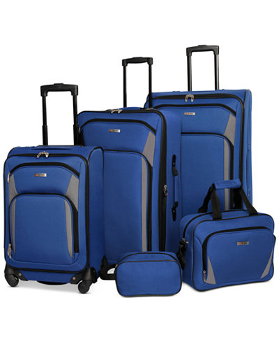 Tag Coronado III 5-Pc. Luggage Set, Only at Macy's