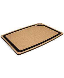 "Epicurean Natural 17.5"" × 13"" Gourmet Series Cutting Board"
