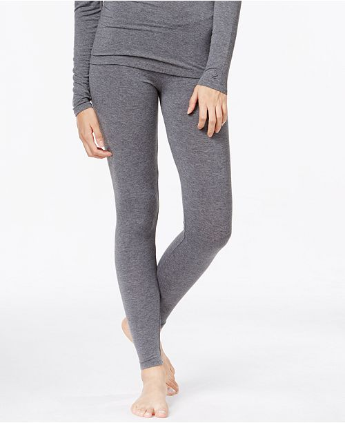 e6c87c84775e1 Cuddl Duds Softwear Stretch Leggings; Cuddl Duds Softwear Stretch Leggings  ...