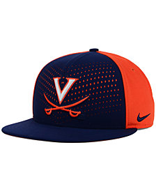 Nike Virginia Cavaliers True Seasonal Snapback Cap