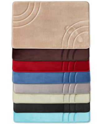Sunham Inspire Memory Foam Bath Rug Collection, Created For Macyu0027s