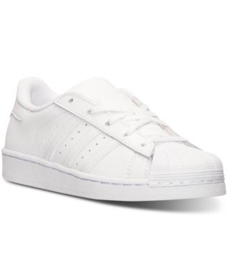 Little Boys' Superstar Casual Sneakers from Finish Line