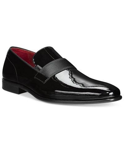 HUGO C-Huver Patent Loafers