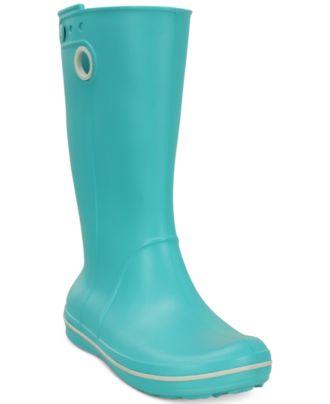 Crocs Women's Jaunt Rain Boots