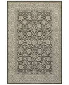 Oriental Weavers Richmond Tabriz Brown/ Ivory Area Rugs