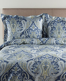 Crystal Palace 3-Piece King Duvet Set