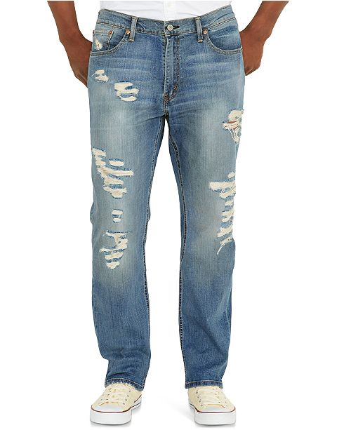 53aea8a41d6 Levi's 541™ Athletic Fit Ripped Jeans; Levi's 541™ Athletic Fit  ...