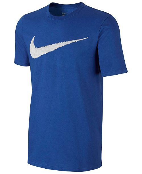 Men's Hangtag Swoosh T-Shirt