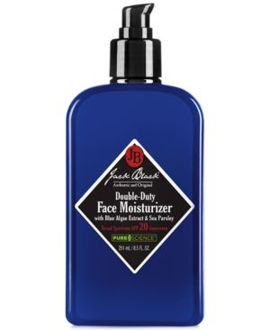 Jack Black Double-Duty Face Moisturizer, 8.5 oz 626336