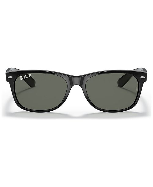 Ray-Ban Polarized Sunglasses , RB2132F NEW WAYFARER