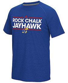adidas Men's Kansas Jayhawks Dassler Local T-Shirt