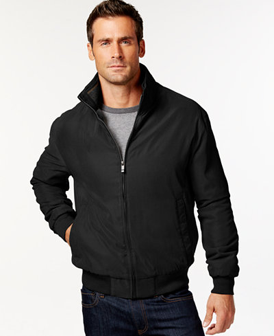Weatherproof Bomber Jacket - Coats & Jackets - Men - Macy's