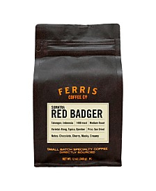 Ferris Sumatra Medium Roast Whole Bean Coffee