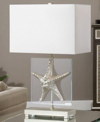 Uttermost Starfish Table Lamp ...