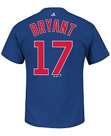 Majestic Men's Kris Bryant Chicago Cubs Player T-Shirt
