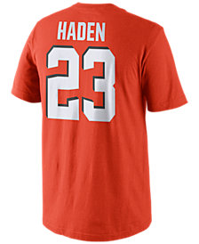 Nike Men's Joe Haden Cleveland Browns Pride Player T-Shirt