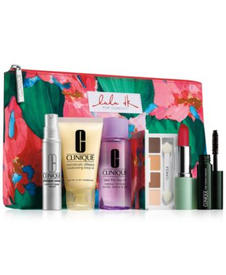 Receive a FREE 7-Pc. Gift with $27 Clinique purchase - Gifts with ...
