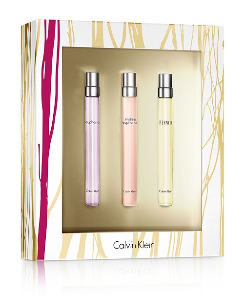 Calvin Klein Receive a Complimentary Mini Coffret with large spray purchase from the Calvin Klein for women fragrance collection