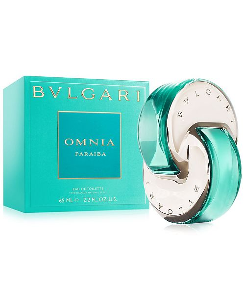 BVLGARI Omnia Paraiba Eau de Toilette Spray, 2.2 oz. - All Perfume ... c8cf79fc5ea