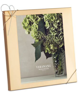 db83eb0694 Vera Wang Wedgwood Frame Collection & Reviews - Picture Frames ...