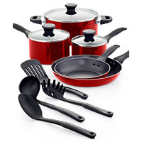 Tools of the Trade12-Pc Cookware Set