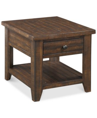 Ember End Table, Created For Macyu0027s