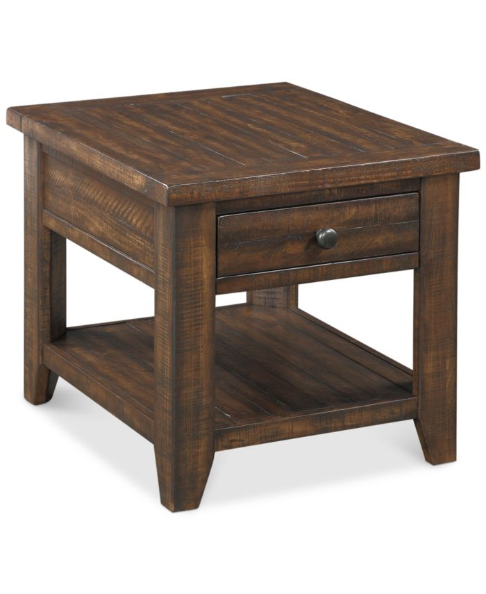 Furniture Ember 2 Piece Set (Coffee and End Table), Created for Macy's & Reviews - Furniture - Macy's
