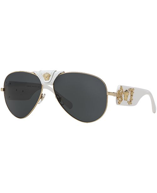 Versace Sunglasses, VERSACE VE2150Q - Sunglasses by Sunglass Hut ...