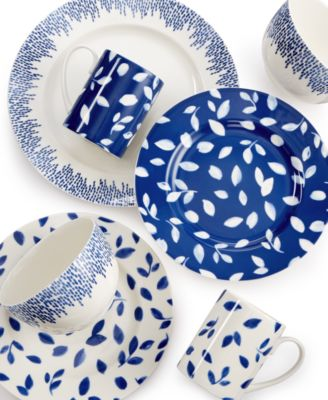 main image ...  sc 1 st  Macyu0027s & Martha Stewart Collection Stockholm Dinnerware Mix u0026 Match ...