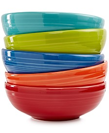 Fiesta 38 oz. Medium Bistro Bowl