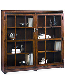Sedona Double Door Bookcase