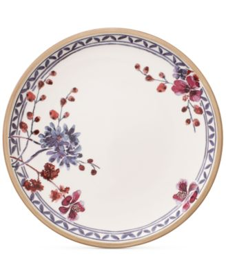 Artesano Provencal Lavender Collection Porcelain Salad Plate