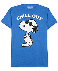 Snoopy Chill Out Men's T-Shirt by Jem