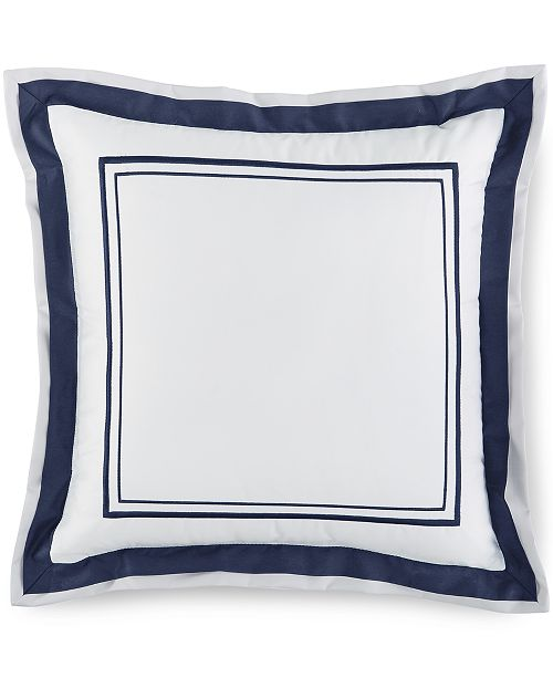 Hotel Collection Embroidered Frame 16\