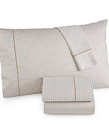 Hotel Collection 525 Thread Count Printed Pair of King Pillowcases, Created for Macy's