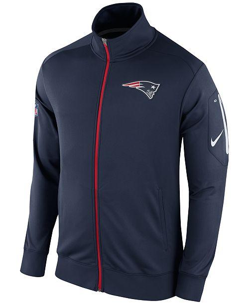 Nike Men's New England Patriots Empower Jacket