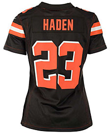 Nike Women's Joe Haden Cleveland Browns Game Jersey