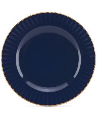 Dinnerware Ironstone Shades of Blue Party Plate