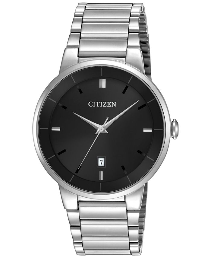 Citizen - Men's Stainless Steel Bracelet Watch 40mm BI5010-59E
