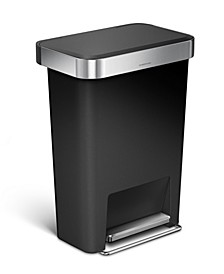 45L Step Trash Can